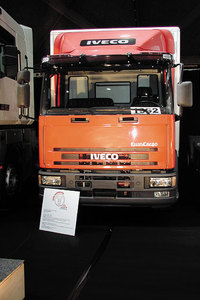 Truck Of The Year >> International Truck Of The Year Award